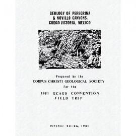 CCGS 109G. Geology of Peregrina & Novillo Canyons, Ciudad Victoria, Mexico
