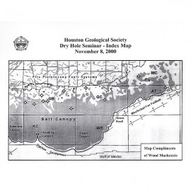 HGS 001CN. Deepwater Gulf of Mexico Dry Hole Seminar