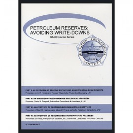HGS 001DP. Petroleum reserves