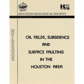 HGS 203G. Oil Fields, Subsidence, and Surface Faulting in the Houston Area