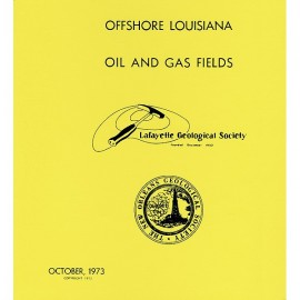 LGS 104. Offshore Louisiana Oil and Gas Fields.