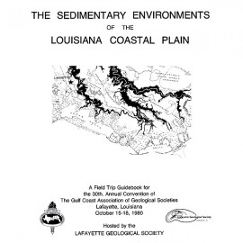 LGS 201G. The Sedimentary Environments of the Louisiana Coastal Plain