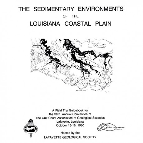 LGS 201G. The Sedimentary Environments of the Louisiana Coastal Plain