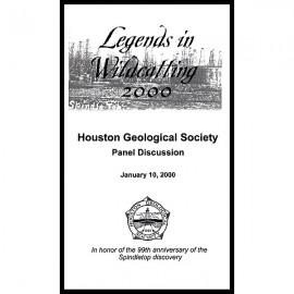 HGSV2000. Legends in wildcatting 2000