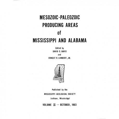 MGS 002SV. Mesozoic-Paleozoic...Volume II
