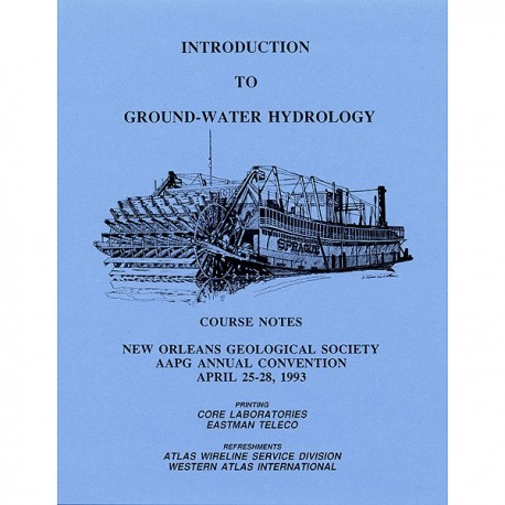 NOGS 06. Introduction to Ground-Water Hydrology
