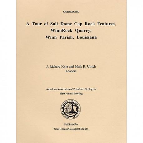 NOGS 09. Tour of Salt Dome Caprock Features, Winn Rock Quarry