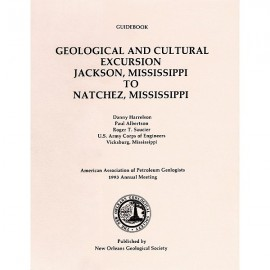 NOGS 10. Geological and Cultural Excursion, Jackson to Natchez, MS