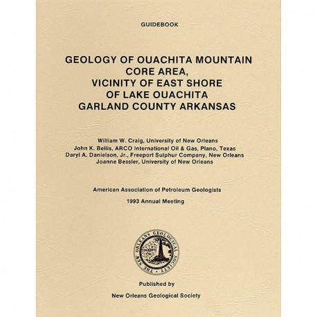 NOGS 11. Geology of the Ouachita Core Area