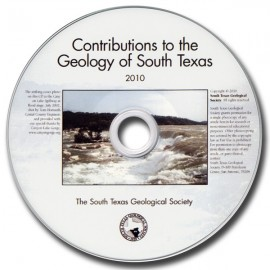 STGS 106SV CD. Contributions to the Geology of South Texas, 2010