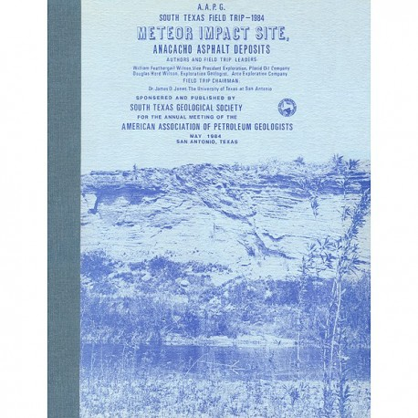 STGS209G. Meteor Impact Site, Anacacho Asphalt Deposits