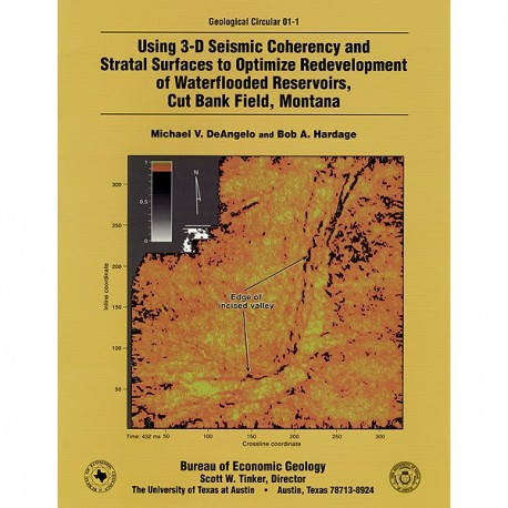 GC0101. Using 3-D Seismic Coherency...Cut Bank Field, Montana