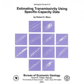 GC0102. Estimating Transmissivity Using Specific-Capacity Data