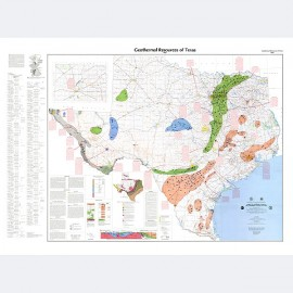 ER0003. Geothermal Resources of Texas, 1982