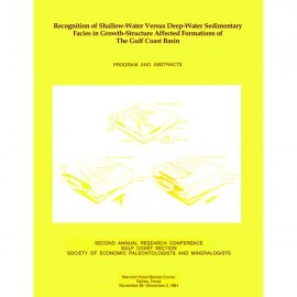 GCS 001. Recognition of Shallow-Water Versus Deep-Water Sedimentary Facies