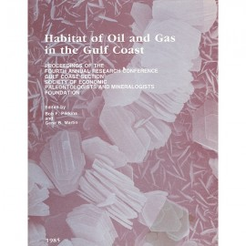 GCS 003. Habitat of Oil and Gas in the Gulf Coast