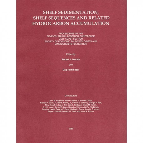 GCS 006. Shelf Sedimentation, Shelf Sequences and Related Hydrocarbon Accumulation