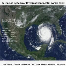 GCS025. Petroleum Systems of Divergent Continental Margin Basins