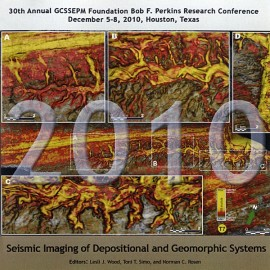 GCS 030. Seismic Imaging of Depositional and Geomorphic Systems