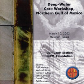 GCS411. Deep-Water Core Workshop, Northern Gulf of Mexico, 2002. CD FORMAT ONLY