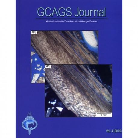 GCAGS J04. Volume 4, 2015.