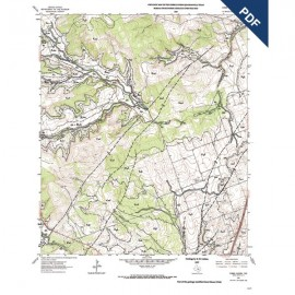 OFM0009D. Cobbs Cavern quadrangle, Texas - Downloadable PDF