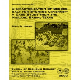 GC0001. Characterization of Bedded Salt for Storage Caverns - A Case Study from the Midland Basin, Texas