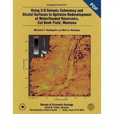 GC0101D. Using 3-D Seismic Coherency...Cut Bank Field, Montana - Downloadable PDF