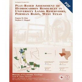GC0301D. Play-Based Assessment of ... Resources in University Lands Reservoirs, Permian Basin, West Texas  - Downloadable PDF