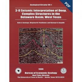GC9901D. 3-D Seismic Interpretation of Deep, Complex Structures...Downloadable PDF