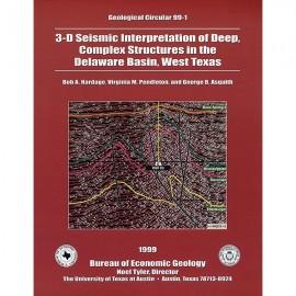 GC9901. 3-D Seismic Interpretation of Deep, Complex Structures...