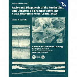 GC9802D. Facies and Diagenesis of the Austin Chalk and Controls on Fracture Intensity-...Downloadable PDF