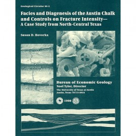 GC9802. Facies and Diagenesis of the Austin Chalk and Controls on Fracture Intensity-A Case Study from North-Central Texas