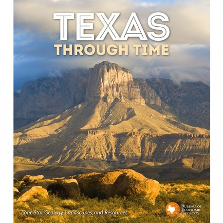 US0006PB. Texas Through Time - Paperback edition