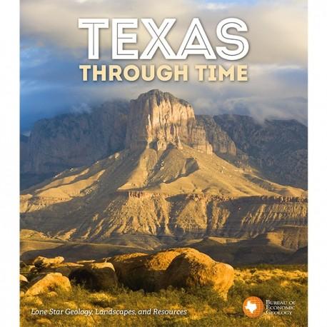 US0006HB. Texas Through Time - Hardback