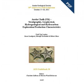 AGS GB 36D. Austin Chalk (UK) - Stratigraphic, Geophysical, Hydrogeological...Downloadable