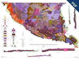 GQ0037D. Geology of Bofecillos Mountains Area, Trans-Pecos Texas