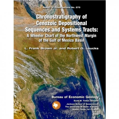 RI0273. Chronostratigraphy of Cenozoic Depositional Sequences and Systems Tracts: A Wheeler Chart