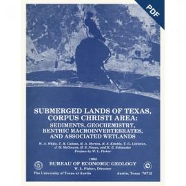 SL0004D. Submerged Lands of Texas, Corpus Christi Area: Sediments, Geochemistry, Benthic Macroinvertebrates, and Associated Wetl