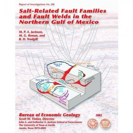 RI0268. Salt-Related Fault Families and Fault Welds in the Northern Gulf of Mexico