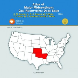 AT0008. Atlas of Major Midcontinent Gas Reservoirs: Database