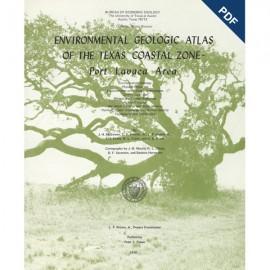 EA0007D. Environmental Geologic Atlas of the Texas Coastal Zone - Port Lavaca Area - Downloadable PDF - Text only