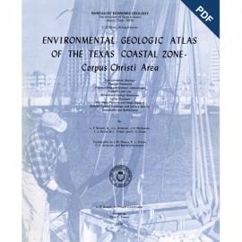 EA0004D. Environmental Geologic Atlas of the Texas Coastal Zone. Corpus Christi Area