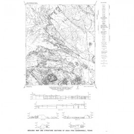 MM0001. Agua Fria Quadrangle, Brewster County