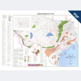 ER0003D. Geothermal Resources of Texas, 1982 - Downloadable PDF