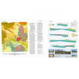 MM0046. Geologic Map of the Glenn Spring Quadrangle, Texas