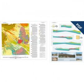 MM0046D. Geologic Map of the Glenn Spring Quadrangle, Texas - Downloadable PDF