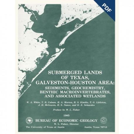 SL0005D. Submerged Lands of Texas, Galveston-Houston Area: Sediments, Geochemistry, Benthic Macroinvertebrates, ...