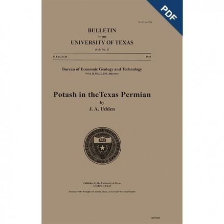BL0017D. Potash in the Texas Permian - Downloadable PDF