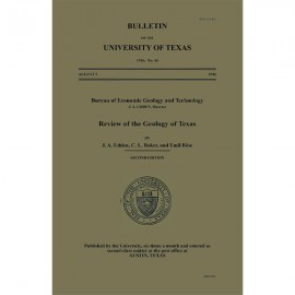 BL0044. Review of the Geology of Texas
